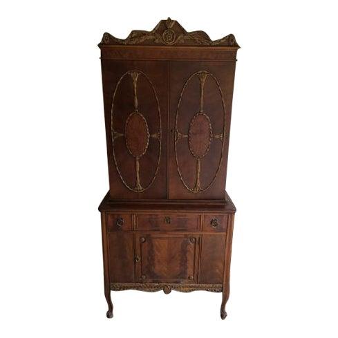 Batesville Vintage Wooden Cabinet - Image 2 of 8