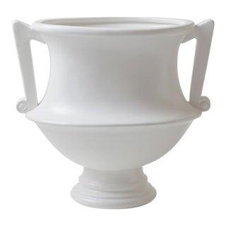 Santorini White Urn For Sale