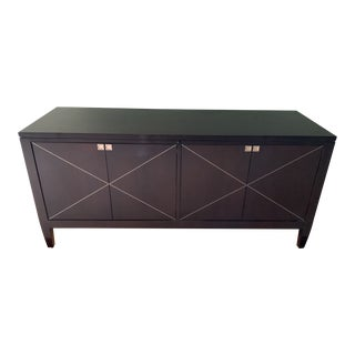 Mid-Century Modern Kindle Entertainment Credenza For Sale
