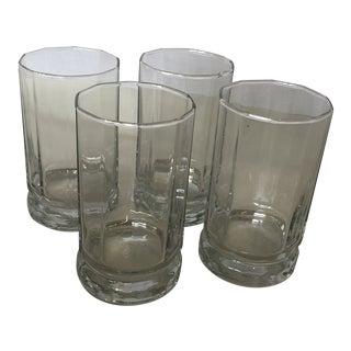 Vintage Petite Ice Tea Glasses - Set of 4 For Sale