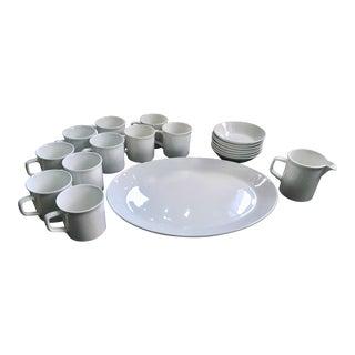 Jb Johnson Brothers Ironstone Dishware - Set of 19