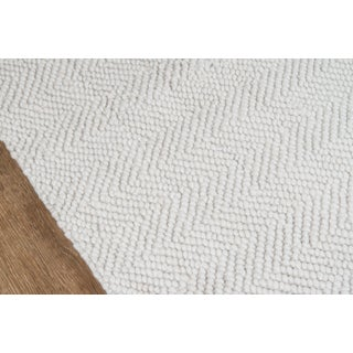 "Erin Gates by Momeni Ledgebrook Washington Ivory Runner Hand Woven Area Rug - 2'3"" X 8' Preview"