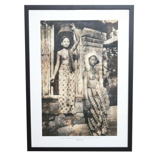 Beick Beick- Indonesian Vintage Image Inspiration - Collection - Temporama - Code - Tpr V303 For Sale