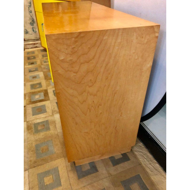 Chrome Pair of Founders Mid-Century Modern Bachelors Chests or Nightstands or Commodes For Sale - Image 7 of 13