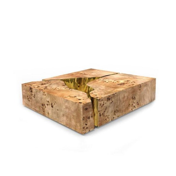 Not Yet Made - Made To Order Lapiaz Coffee Table From Covet Paris For Sale - Image 5 of 6