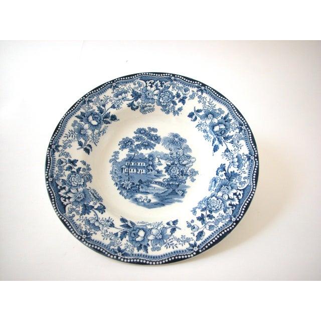 Blue & White Royal Staffordshire Bowls - Set of 8 - Image 7 of 11