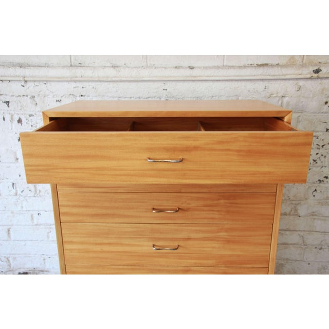 George Nelson for Herman Miller Highboy Dresser For Sale In South Bend - Image 6 of 13