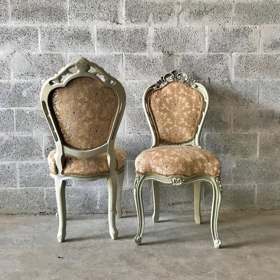 Beech 1900s Vintage Louis XVI Chairs- A Pair For Sale - Image 7 of 11