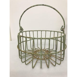 Rustic Wire Egg Baskets Preview