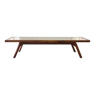 1950s Mid-Century Modern Th Robbsjohn Gibbings Coffee Table for Widdicomb For Sale