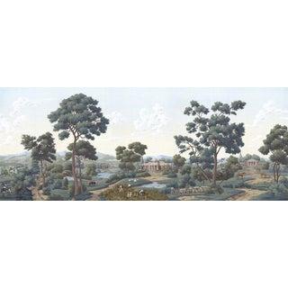 "Casa Cosima Chesapeake Wallpaper Mural - 5 Panels 180"" W X 84"" H For Sale"