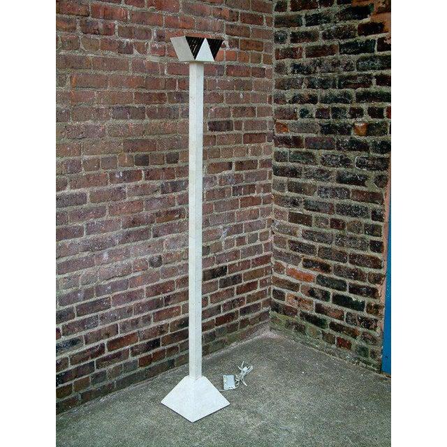Maitland - Smith Maitland-Smith Halogen Floor Lamp For Sale - Image 4 of 7