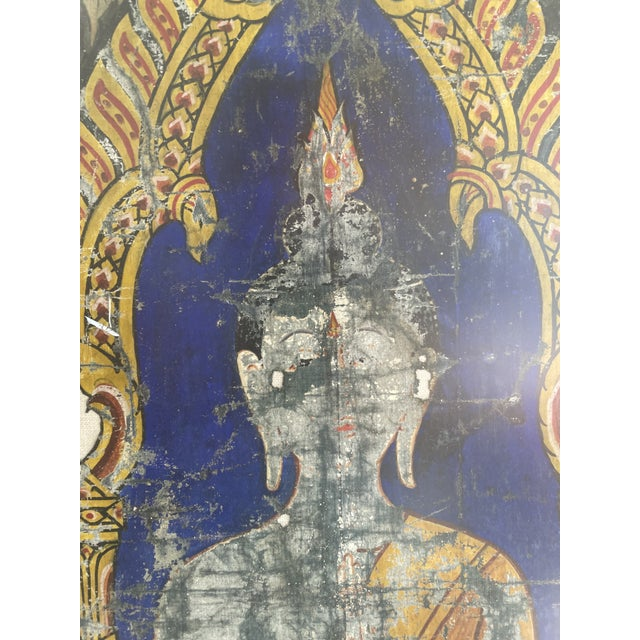 Early 20th Century 20th Century Indonesian Textile Art For Sale - Image 5 of 10