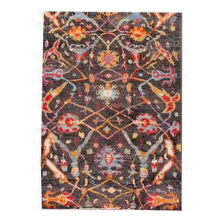 """Modern Moroccan Style Rug, 11'9"""" X 16'5"""" For Sale"""