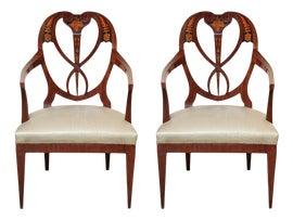 Image of Biedermeier Side Chairs