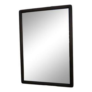 Mid Century Modern Wall Dresser Bathroom Vanity Mirror by Lane 2285 For Sale