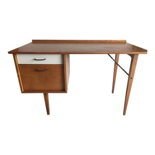 1950s Mid-Century Modern Milo Baughman for Murray Furniture Co. Writing Desk