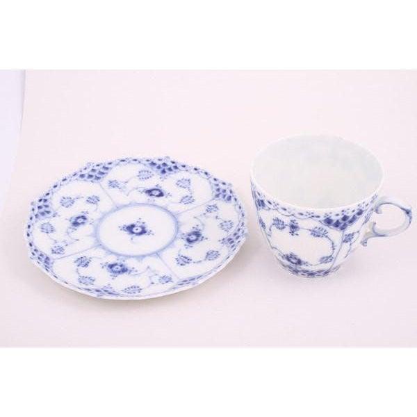 Royal Copenhagen Mini Cup & Saucer - A Pair - Image 5 of 8