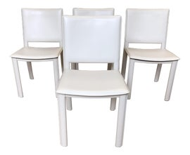 Image of Ivory Side Chairs