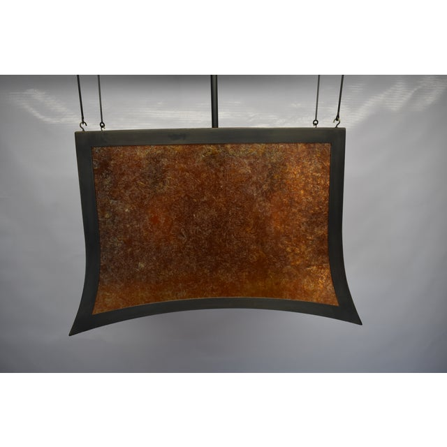 Large Torii Pendant Light For Sale - Image 4 of 6