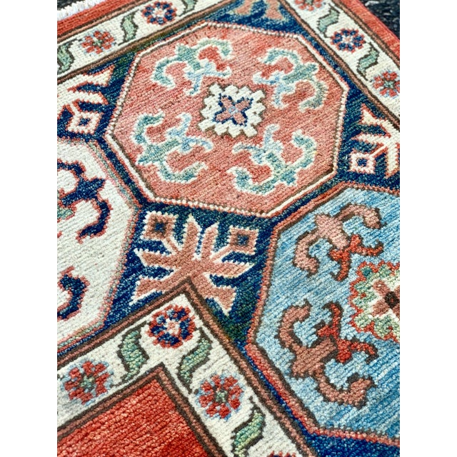 1990s Serapi Large Area Rug-10′ × 13′9″ For Sale - Image 10 of 13