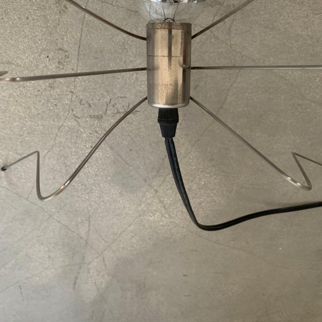 Metal Ingo Maurer Ant Floor or Table Lamp For Sale - Image 7 of 10