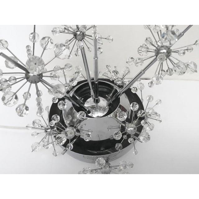 Transparent Dandelion Table Lamp by Emil Stejnar For Sale - Image 8 of 10