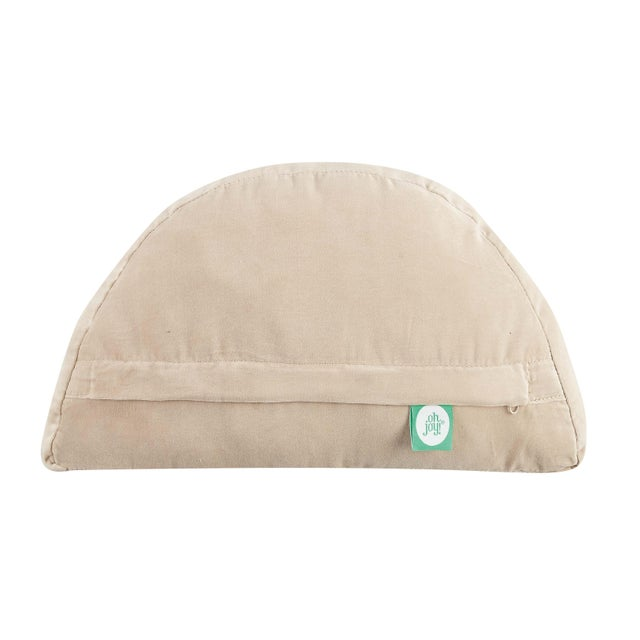 Half Circle Friend Hook Pillow