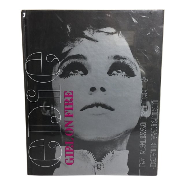 """Edie Girl on Fire the Warhol """"It Girl"""" For Sale"""