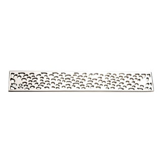 Polished Nickel Debbie Pull - Large For Sale