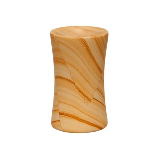 Tan Marble Tumbler