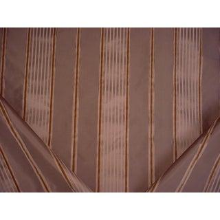Traditional Robert Allen Beacon Hill Cane Motif Velvet Upholstery Fabric - 2-3/4y For Sale