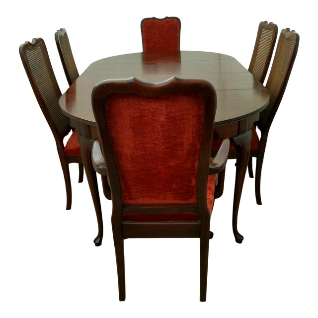 Hickory Chair Co. Dining Room Set