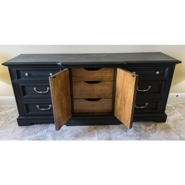Lane Storage Dresser in Graphite - Image 7 of 9