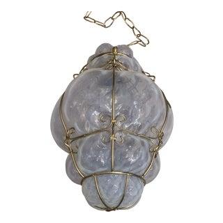 Vintage Italian Murano Lantern For Sale