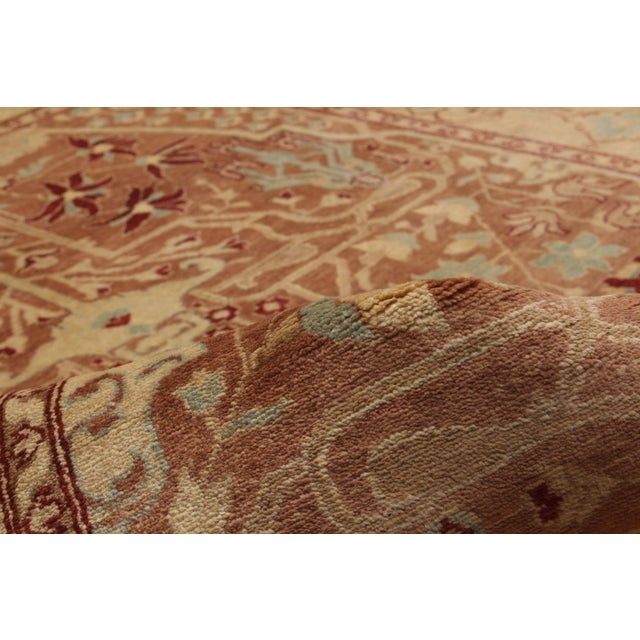 """2010s Classic Hand-Knotted Rug, 5'2"""" X 7'6"""" For Sale - Image 5 of 5"""