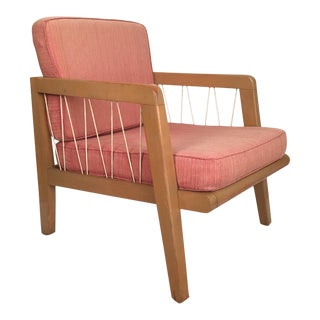 Edward Wormley For Drexel Mid Century Modern Club Chair