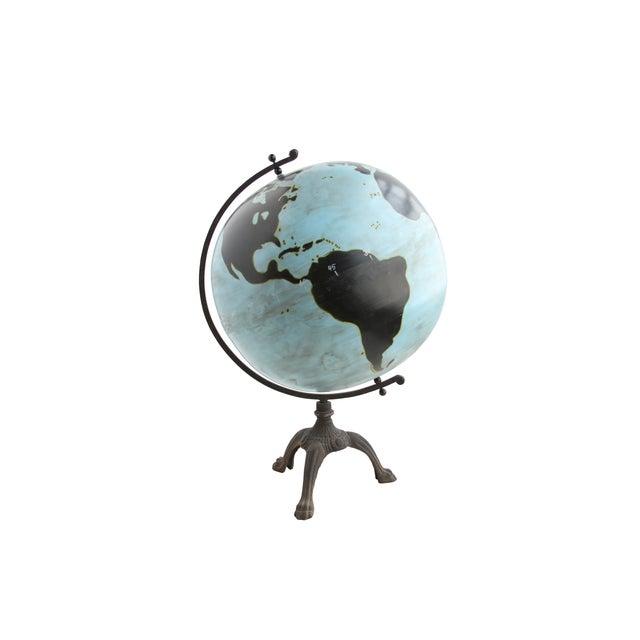 Aviation Globe on Iron Base - Image 2 of 3