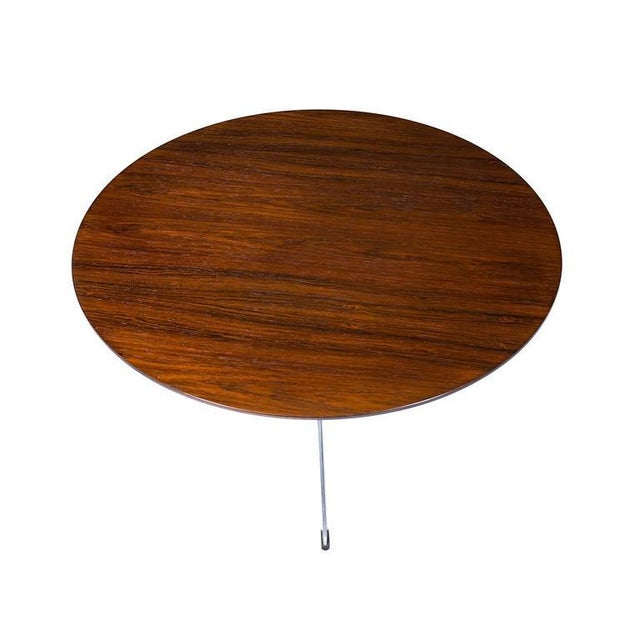 Arne Jacobsen Arne Jacobsen Rosewood Coffee Table For Sale - Image 4 of 7