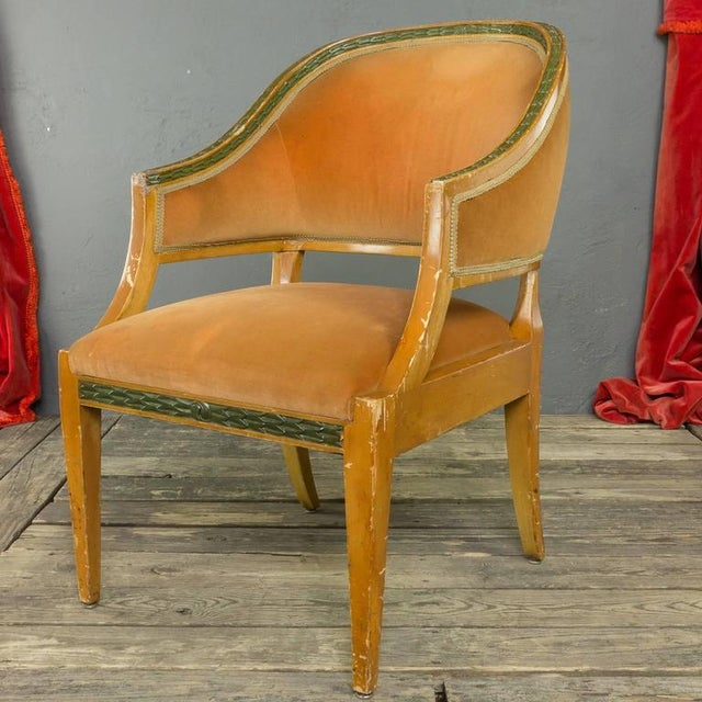 Pair of American 1940s Armchairs - Image 3 of 10