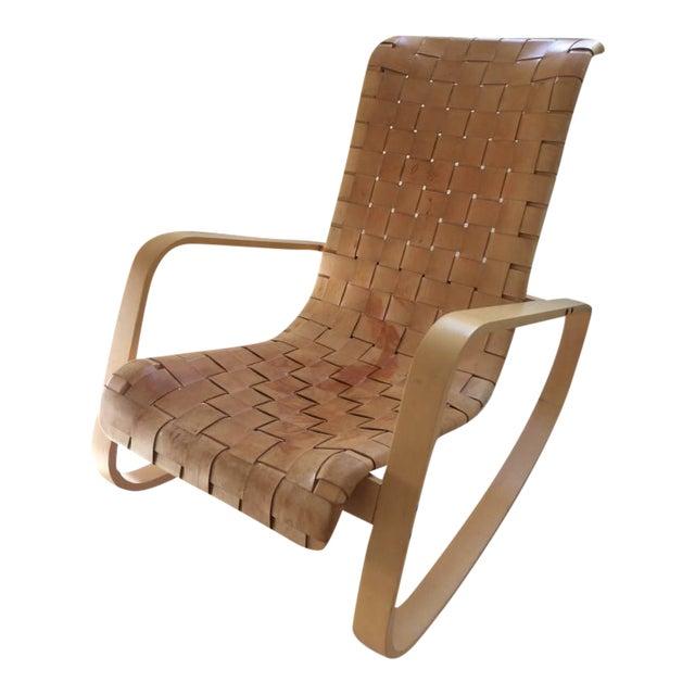 Design Within Reach Dondolo Rocking Chair Chairish