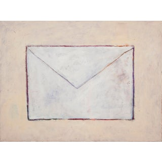 """Envelope"" Sharon Schwartzmann Contemporary Painting For Sale"