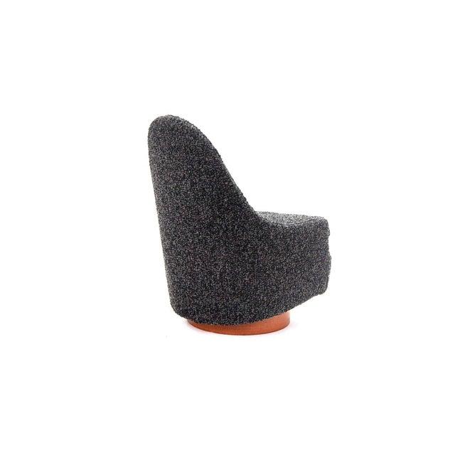 Mid-Century Modern 1960s Vintage Petite Milo Baughman Chair For Sale - Image 3 of 7
