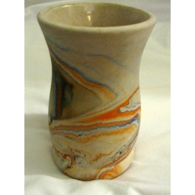 Vintage Nemadji Art Pottery Vase - Image 2 of 11