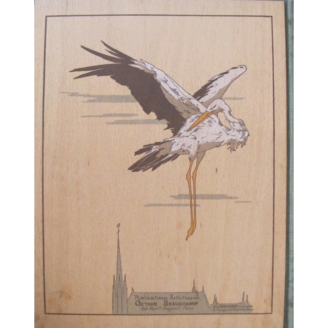 """Blue 1904 """"Les Contemporains Celebres"""" Book For Sale - Image 8 of 11"""