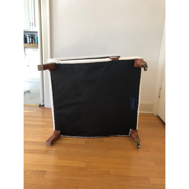 """Traditional Ralph Lauren """"Oliver"""" Accent Chair For Sale In Seattle - Image 6 of 11"""