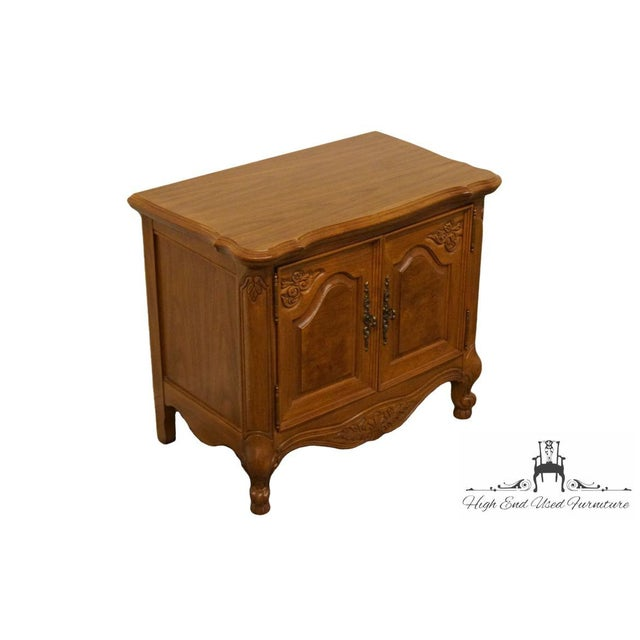 """Lexington Furniture Chateau Latour Collection Country French 30"""" Nightstand 347-623 26.25"""" High 30.25"""" Wide 18.25"""" Deep We..."""