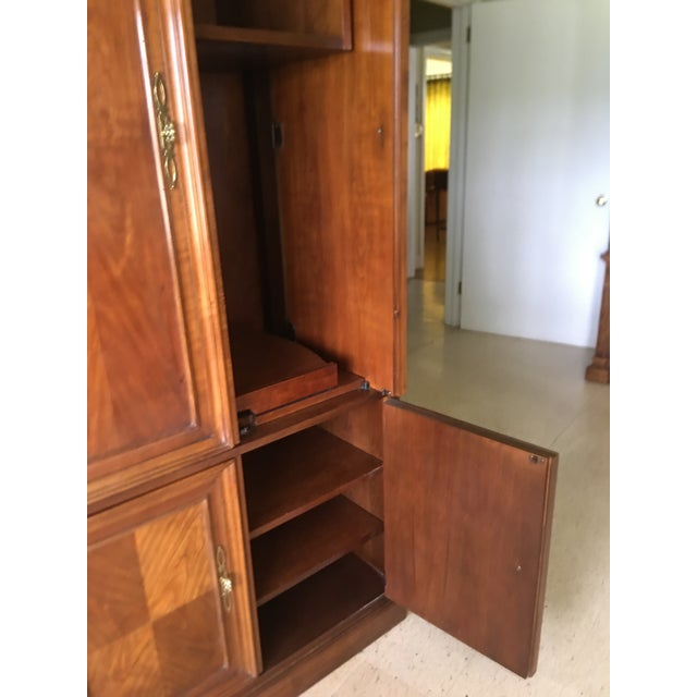 Drexel Heritage 1980s Drexel Traditional Cabinet For Sale - Image 4 of 8