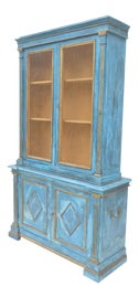 Image of Rustic China and Display Cabinets