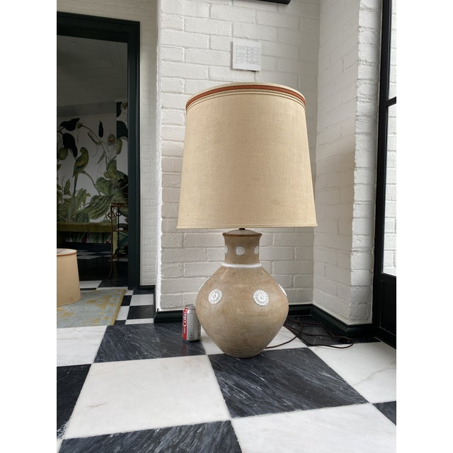 Mid-Century Italian Ugo Zaccagnini Lamps - a Pair For Sale In San Diego - Image 6 of 13